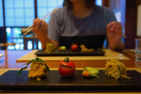 里山十帖 夏野菜