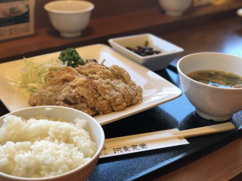 山賊定食1680円