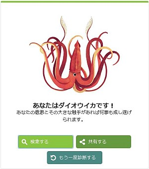 グーグルがアースデーキャンペーンとして動物占いを提供