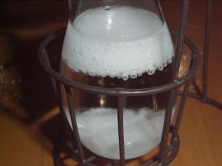 自作 天気管 ボトルタイプ アップ