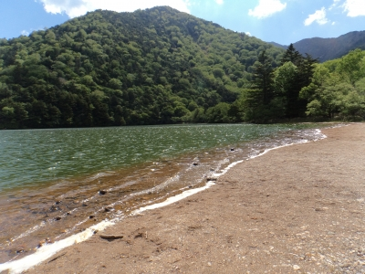 奥日光 湯の湖フィールド写真2