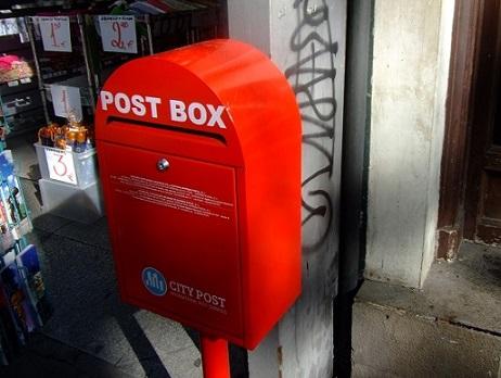 city post