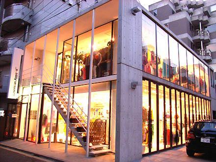 American Apparel Shibuya