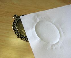 UVレジンアクセサリー作り方