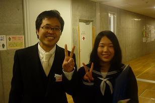 小川先生と