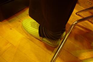 ママの靴下