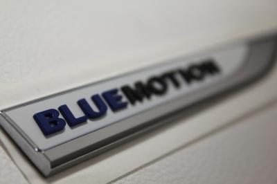 VW BLUEMOTION サイドエンブレム 本国純正