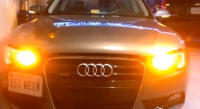 Audi A3 LED フロントウィンカー