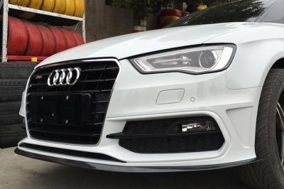 カーボンデザイン フレキシブルラバー Audi A3
