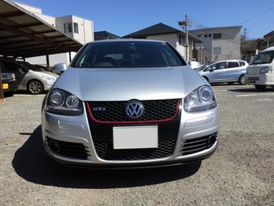 VW本国純正 GOLF5 R-LINE サイドベント