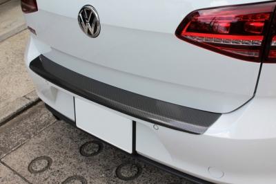 VW GOLF7/ゴルブ7 RGM カーボン調 トランクガード