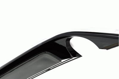 VW純正 GOLF7 ゴルフ7 Clubsport リアディフューザー