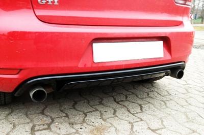 本国純正 VW GOLF6-R Cabriolet リアディフューザー