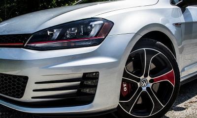 VW純正 GOLF7 Austin ホイール