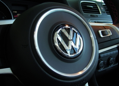 VW GOLF7 GTI アルミリング
