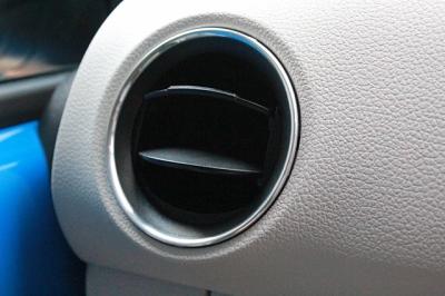 VW up! アップ インテリア ドレスアップ エアベントリング