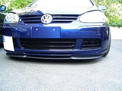 VW GOLF5 Cupra R フロントリップ スポイラー
