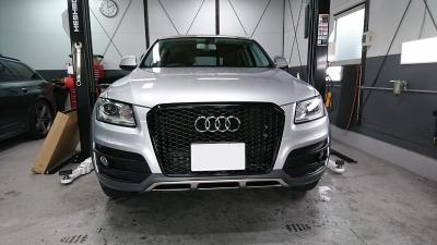 Audi Q5 アウディ RSQ5スタイル フロントグリル