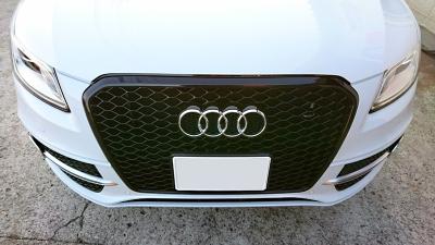 Audi Q5,Audi RSQ5,フロントグリル,アウディ,Audiパーツ