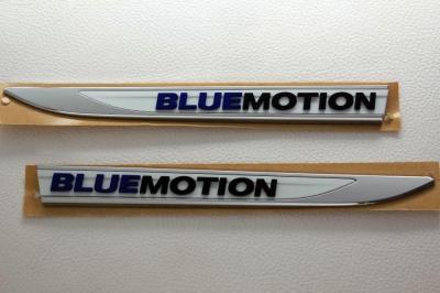 VW パサート用 BLUEMOTION サイドエンブレム