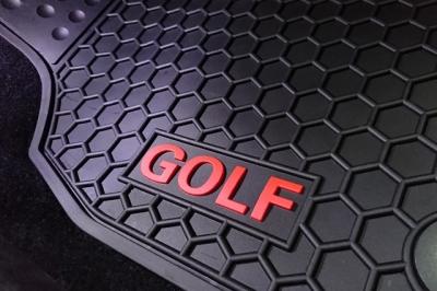 VW GOLF7,ラバーマット,フロアマット,ゴルフ7,VW