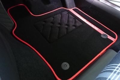 GTI,ゴルフ7,ゴルフ7.5,フロアマット,カーペット,VW