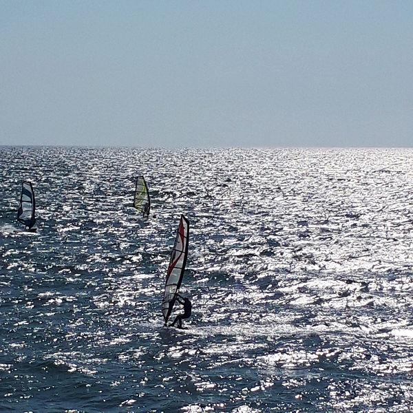 ウインドサーフィン3
