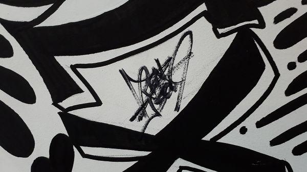 健二郎サイン