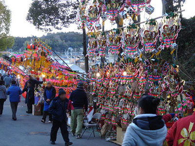 金毘羅神社例大祭