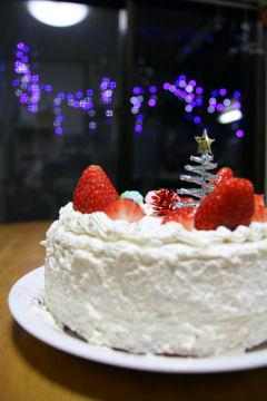 ケーキ20071224