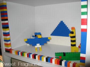 レゴ フレームつき。