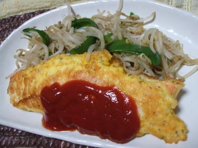 鮭ピカタ1