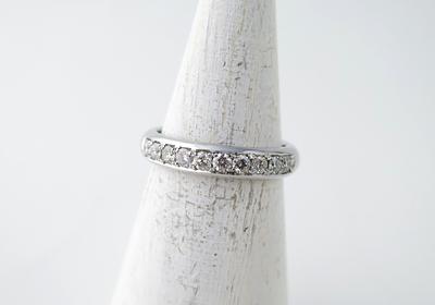 結婚指輪リメイク