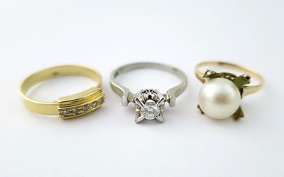 指輪のリフォーム