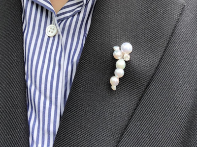 真珠リメイク