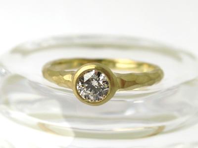 ダイヤモンドリングハンマー