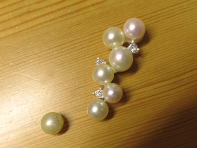 真珠リフォーム
