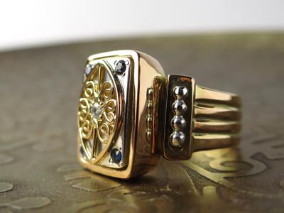 指輪オーダーメイド