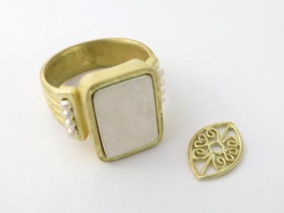 指輪を作る