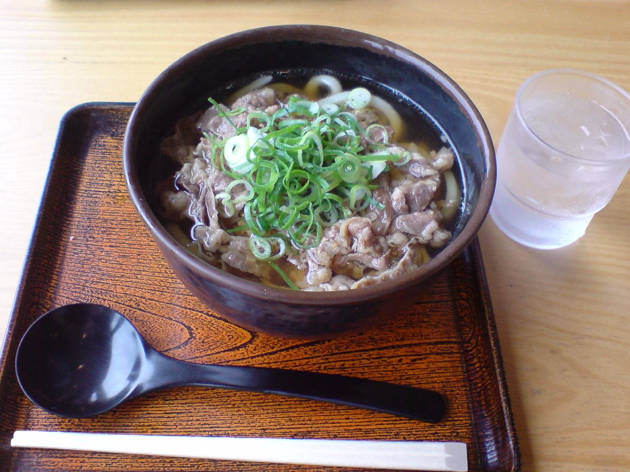 香川で食したうどんww