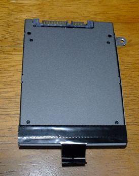 SSD+マウンタ