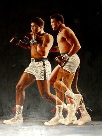 ロッキーバルボア」の時代の世界チャンピオンたち   ROCKY BALBOA