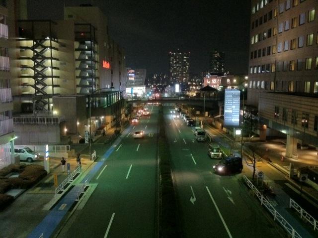 南大沢20110224.JPG