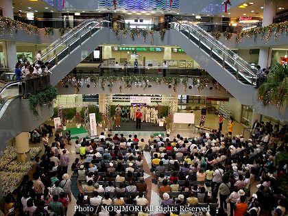 宮崎空港 オアシス広場 01