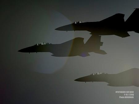 2009年 新田原基地 F15