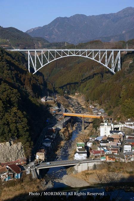 青雲橋(せいうんばし) 02 日之影町