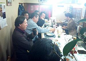 大井先生を囲む会