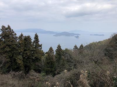 峠からの風景