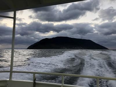 大晦日の祝島
