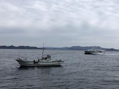 漁船といわい